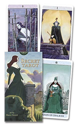9780738700212: Secret Tarot