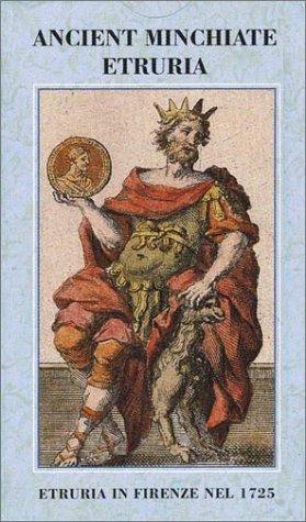 9780738700243: Ancient Minchiate Etruria Tarot, 1725