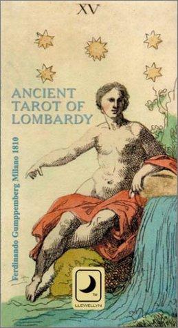 9780738700281: Ancient Tarot of Lombardy (English and Italian Edition)