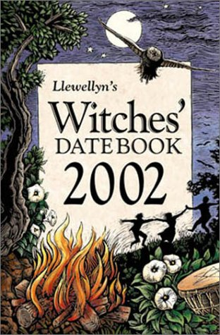9780738700397: Witches' Datebook 2002