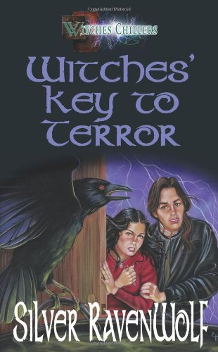 Witches' Key to Terror (0738700495) by RavenWolf, Silver