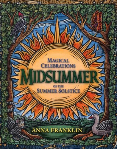 9780738700526: Midsummer: Magical Celebrations of the Summer Solstice (Holiday Series)