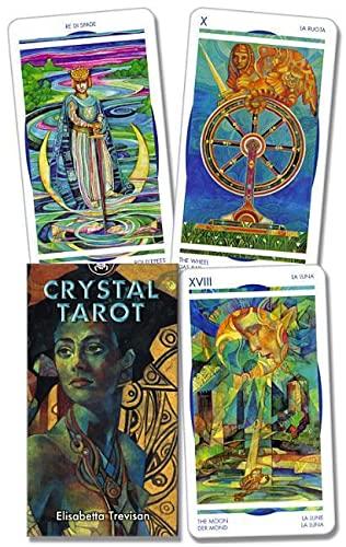 Lo Scarabeo The Crystal Tarot Abebooks