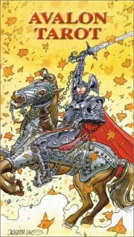Avalon (Tarot Card Deck): Scarabeo, Lo; Viglioglia