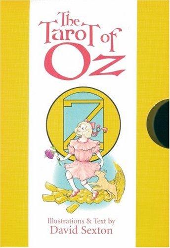 The Tarot of Oz (0738700894) by David Sexton