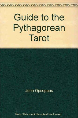 9780738700991: Guide to the Pythagorean Tarot