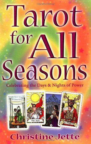 9780738701059: Tarot for All Seasons: Celebrating the Days & Nights of Power