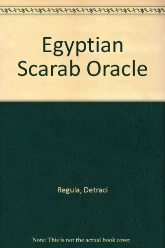 9780738701080: Egyptian Scarab Oracle
