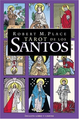 9780738701172: Tarot de los Santos [With Deck of Tarot Cards]