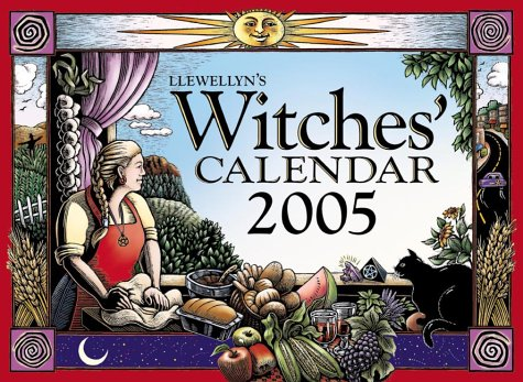 9780738701417: Llewellyn's Witches' 2005 Calendar