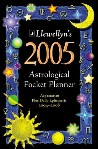 9780738701448: Llewellyn's 2005 Astrological Pocket Planner