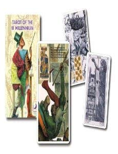 9780738701677: Tarot of the Third Millennium (Tarot Card Deck)