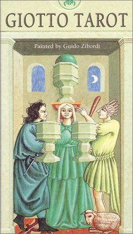 9780738701769: Giotto Tarot (Lo Scarabeo Decks)