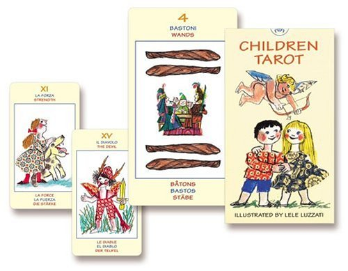 9780738701783: Children Tarot