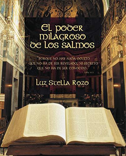 9780738701905: Poder milagroso de los salmos, el