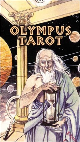 9780738702070: Olympus Tarot