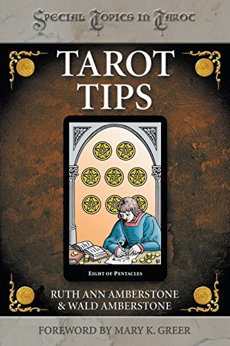 9780738702162: Tarot Tips (Special Topics in Tarot Series)