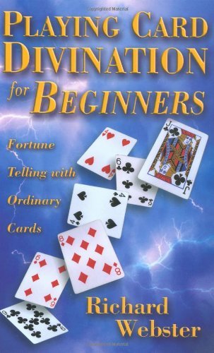 9780738702230: Playing Card Divination for Beginners: Fortune Telling with Ordinary Cards (For Beginners (Llewellyn's))