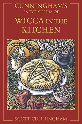9780738702261: Cunningham's Encyclopedia of Wicca in the Kitchen