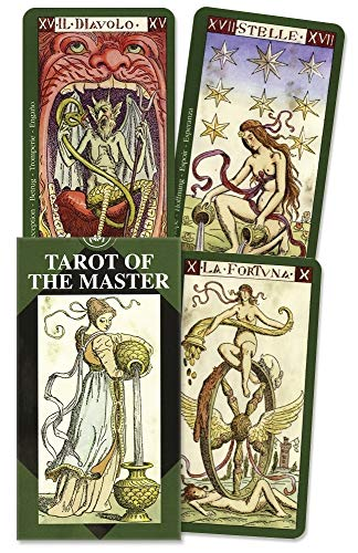 9780738702360: Tarot of the Master [With Instruction Booklet]