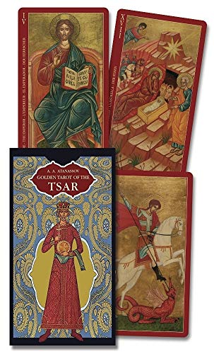 9780738702391: The Golden Tarot of the Tsar