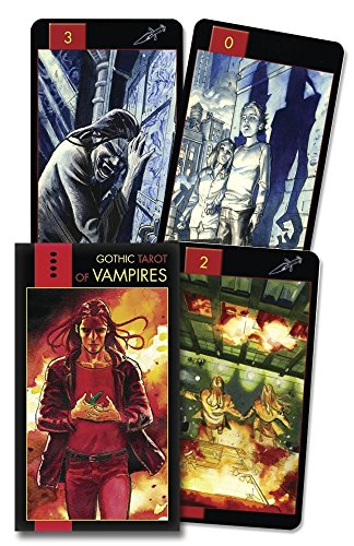 9780738702469: Gothic Tarot of Vampires Cards
