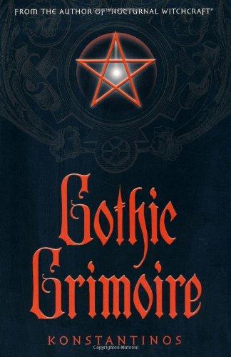 9780738702551: Gothic Grimoire