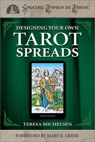 9780738702636: Designing Your Own Tarot Spreads (Special Topics in Tarot Series)