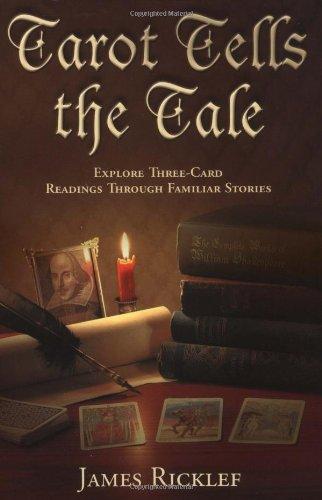 9780738702728: Tarot Tells the Tale: Explore Three Card Readings Through Familiar Stories