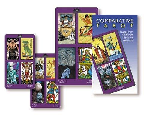 9780738702810: Comparative Tarot