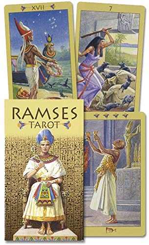 9780738702841: Ramses: Tarot of Eternity