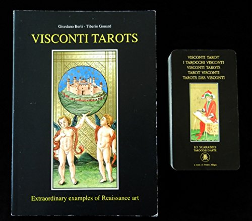 9780738702933: Visconti Tarots