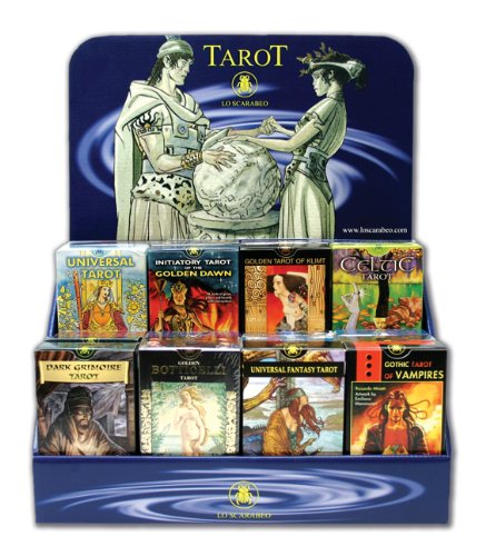 Tarot Display Box (0738703044) by Llewellyn