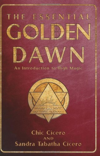 9780738703107: Essential Golden Dawn: An Introduction to High Magic