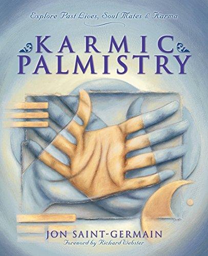 9780738703176: Karmic Palmistry: Explore Past Lives, Soul Mates, & Karma
