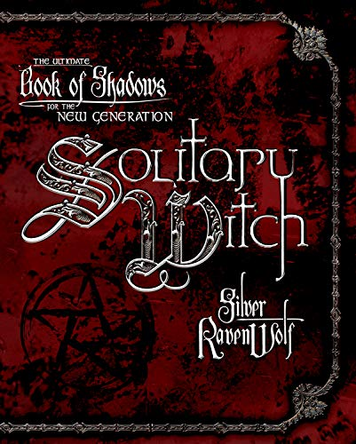 9780738703190: Solitary Witch: The Ultimate Book of Shadows for the New Generation