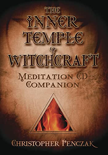 9780738703879: The Inner Temple of Witchcraft: Meditation Companion