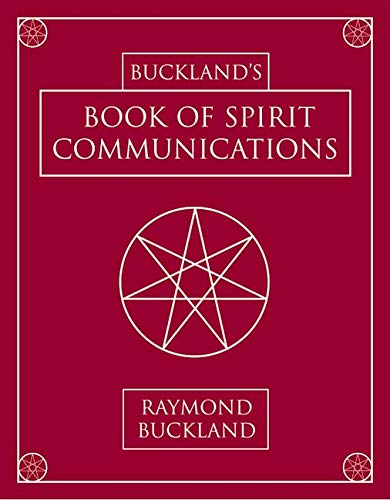9780738703992: Buckland's Book of Spirit Communications