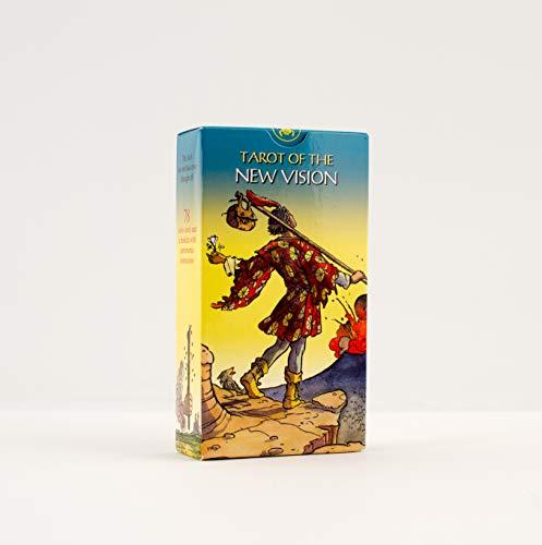 Tarot of the New Vision (English and Spanish Edition) (9780738704135) by Lo Scarabeo; Pietro Alligo