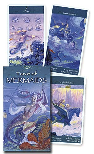 9780738704142: Tarot of mermaids (Lo Scarabeo Series)