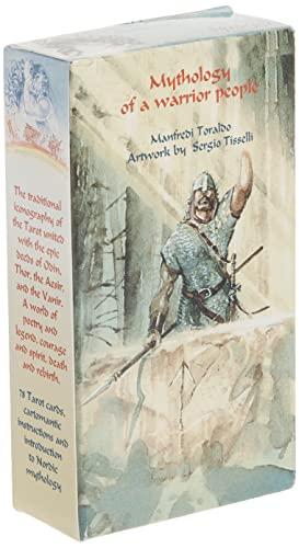 9780738704159: Vikings Tarot (English and Spanish Edition)