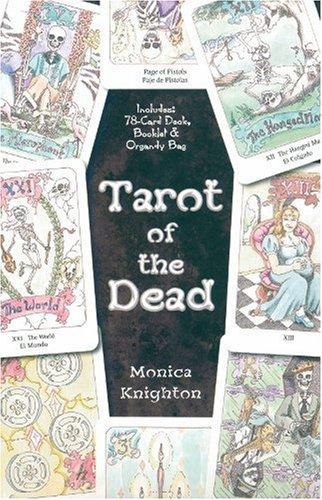 9780738704272: Tarot of the Dead