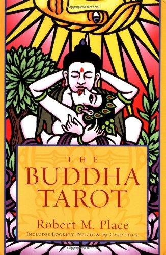 9780738704418: The Buddha Tarot