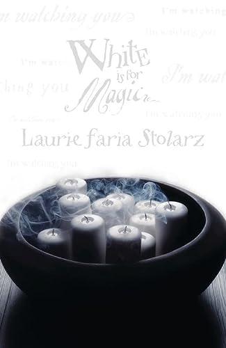 9780738704432: White Is for Magic (Stolarz Series)