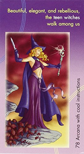 9780738704456: Witchy Tarot (English and Spanish Edition)