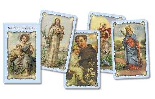 9780738704531: Saints Oracle (English and Spanish Edition)