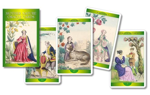 9780738704548: Mother Nature Oracle Cards