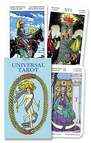 9780738704586: Universal Tarot Mini Deck