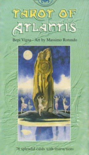 9780738704647: Tarot of Atlantis (English and Spanish Edition)
