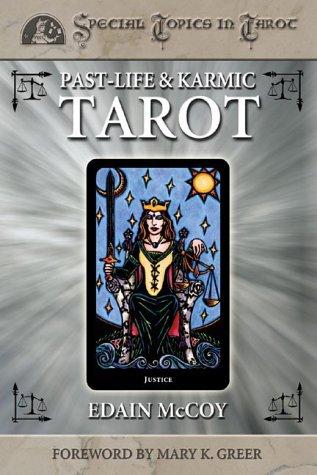 9780738705088: Past Life & Karmic Tarot